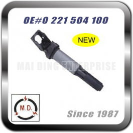 Ignition Coil for BMW 0 221 504 100