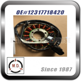 STATOR PLATE for BMW 12317718420