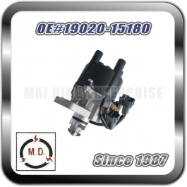 Distributor for TOYOTA 19020-15180