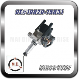 Distributor for TOYOTA 19020-75031