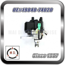 Distributor for TOYOTA 19040-74020