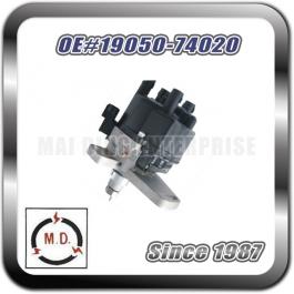 Distributor for TOYOTA 19050-74020