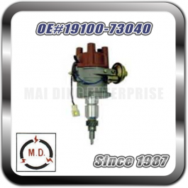 Distributor for TOYOTA 19100-73040