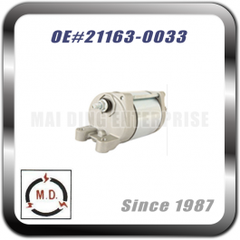 Starter For KAWASAKI 21163-0033