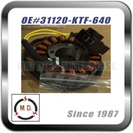 STATOR PLATE for Honda 31120-KTF-640