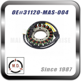 STATOR PLATE for Honda 31120-MAS-004