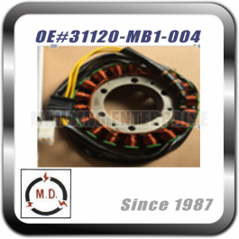 STATOR PLATE for Honda 31120-MB1-004