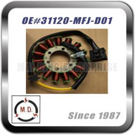 STATOR PLATE for Honda 31120-MFJ-D01