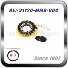 STATOR PLATE for Honda 31120-MM9-004