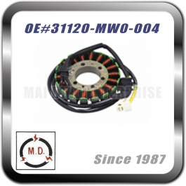 STATOR PLATE for Honda 31120-MW0-004