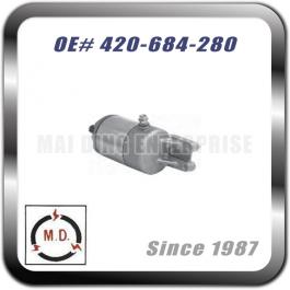 Starter For BOMBARDIER 420-684-280
