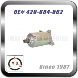 Starter for CAN-AM 420-684-562
