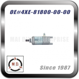 Starter for YAMAHA 4XE-81800-00-00