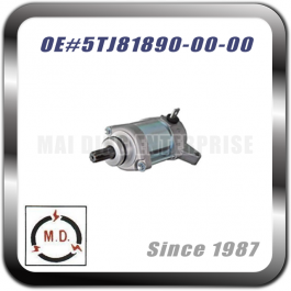 Starter for YAMAHA 5TJ81890-00-00