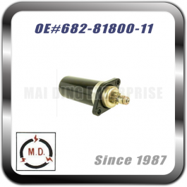 Starter For Yamaha 682-81800-11