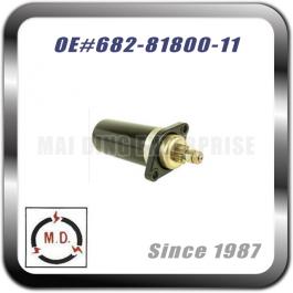Starter For Yamaha 682-81800-11