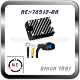 Voltage Regulator for Harley 74512-00