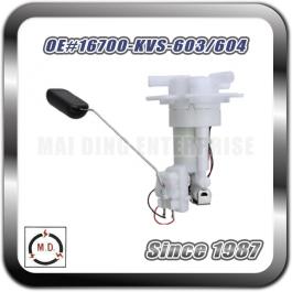 Motorcycle Fuel Pump OE 16700-KVS-603/604