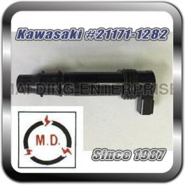 Motorcycle Engine Coil for Kawasaki 21171-1282