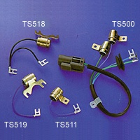 CONTACT POINT & CONDENSER