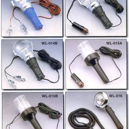 SPOTLIGHT & WORKING LAMP