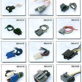 Pigtail Socket Assemblies