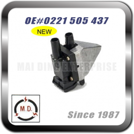 Ignition Coil for BENZ 0221 505 437
