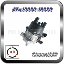 Distributor for TOYOTA 19020-16280