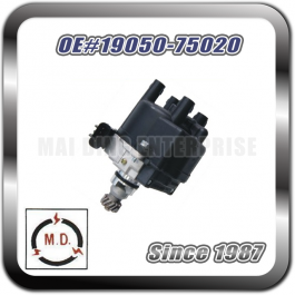 Distributor for TOYOTA 19050-75020
