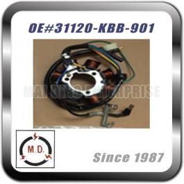 STATOR PLATE for Honda 31120-KBB-901