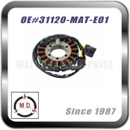 STATOR PLATE for Honda 31120-MAT-E01