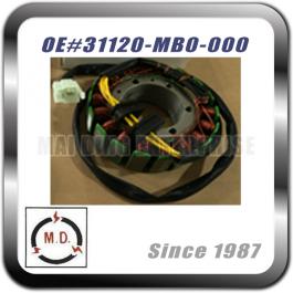 STATOR PLATE for Honda 31120-MB0-000
