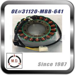 STATOR PLATE for Honda 31120-MBB-641