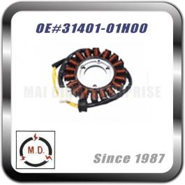 STATOR PLATE for Suzuki 31401-01H00