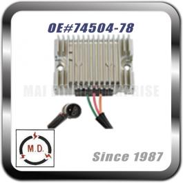 Voltage Regulator for Harley 74504-78