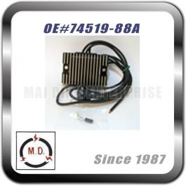 Voltage Regulator for Harley 74519-88A