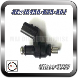 Motorcycle Fuel Injector for HONDA 16450-K25-901