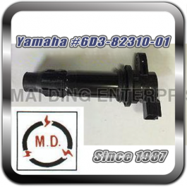 Yamaha Motorcycle Ignition Coil 6D3-82310-01